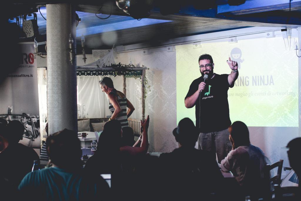 IMPROOVO al Freelancecamp Italia 2016