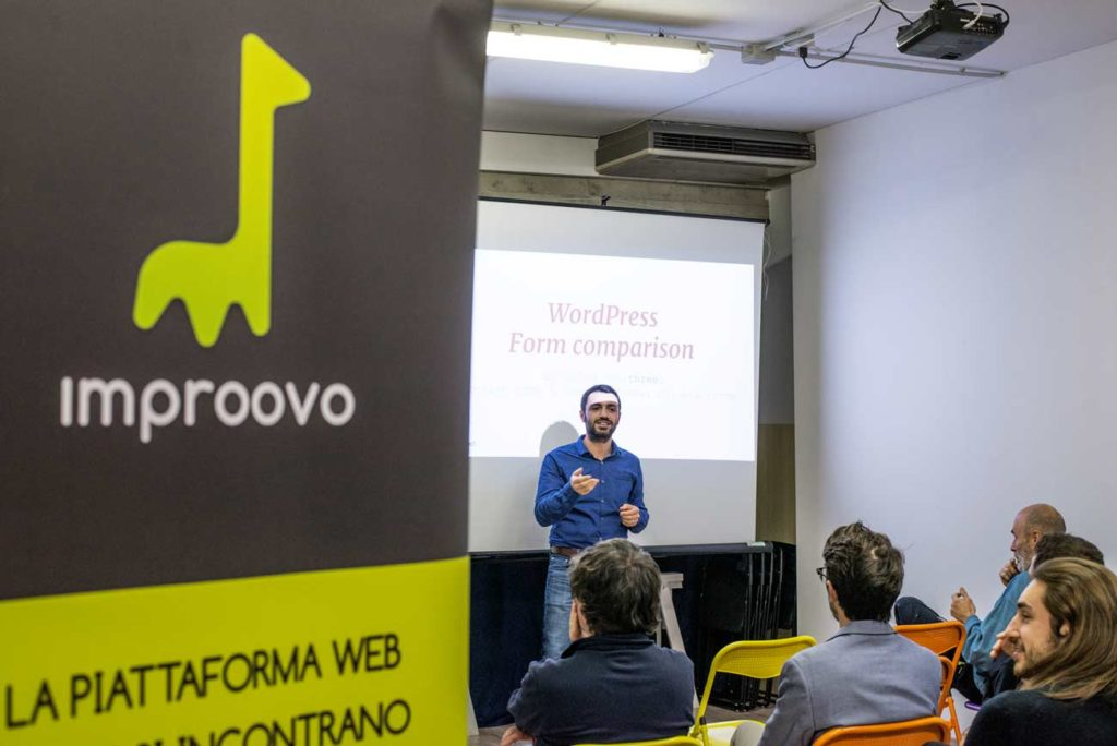Improovo sponsorizza WordPress Meetup