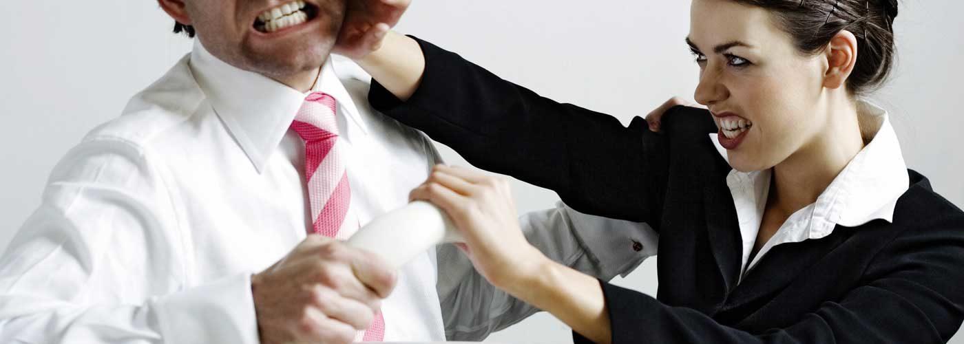 Conflitto in azienda