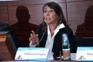 Isabella Covili Faccioli, AIDP