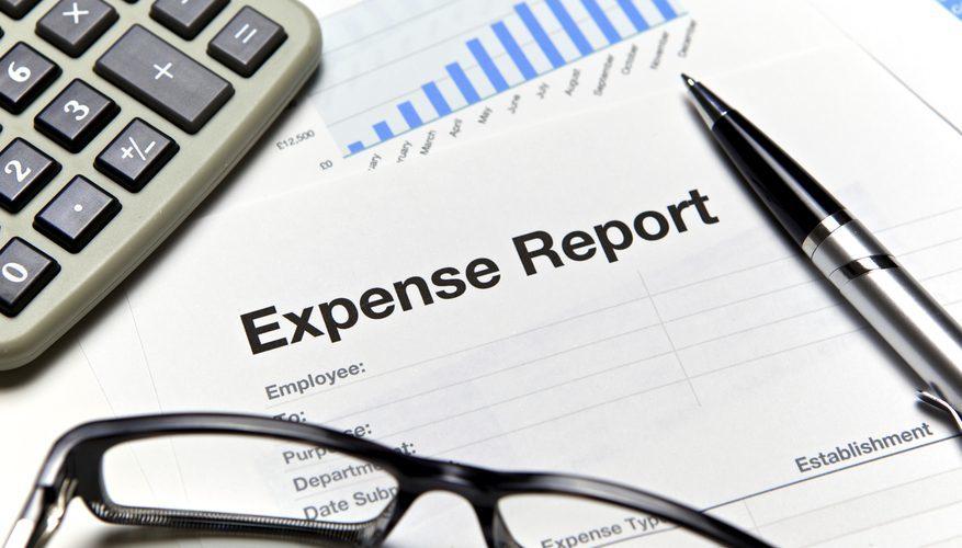 Come fare la nota spese