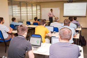 Corso di Formazione in Aula Per Aziende - Esempio di aula