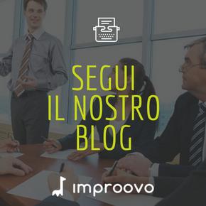 Il blog di IMPROOVO