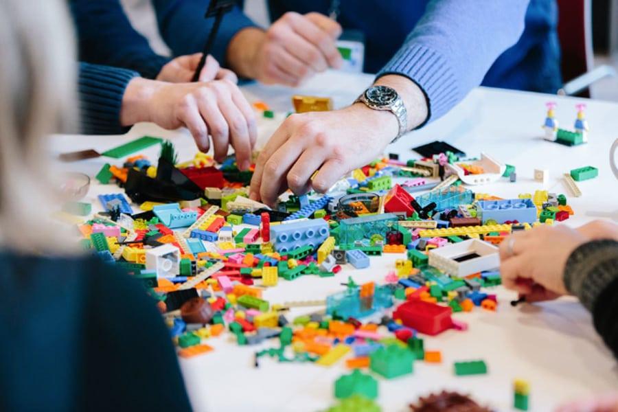 Corso con Lego Serious Play