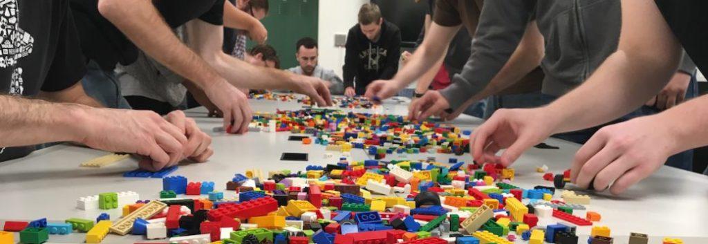 Con LEGO® Serious Play® il gioco diventa una cosa seria