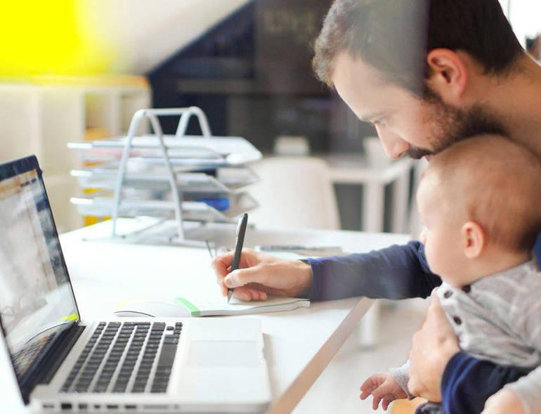 Lavoro e figli